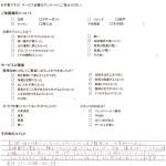 キッチンの片付け(横浜市・T.Mさん)