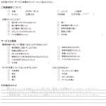 押入れ・クローゼット・洗面所の効率よい収納(横浜市・K.Aさん)
